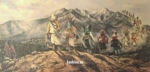 Kachina March by John Steele